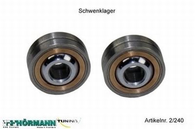 02/240 Schwenklager f. Querlenker TK10  2 Stuks