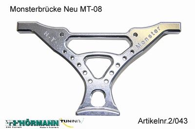 02/043 Demperbrug Monster nieuw MT-08  1 Stuks