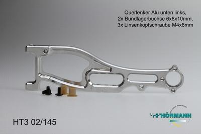 HT3/02/145 Wishbone lower left  1 Stuks