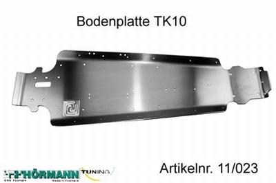 11/023 Chassis TK10  L=535 mm  1 Stuks