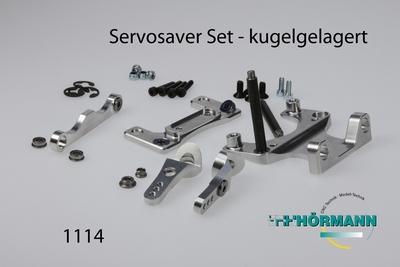 1114 Servosaver - Set kugelgelagert  1 Set