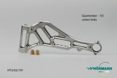HT3/02/191 Querlenker -V3 - unten links  1 Stuks