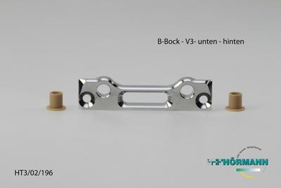 HT3/02/196 B bok V3 achterkant onder  1 Stuks