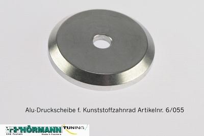06/055 Alu-Druckscheibe f. Z44-Z46   1 Stuks