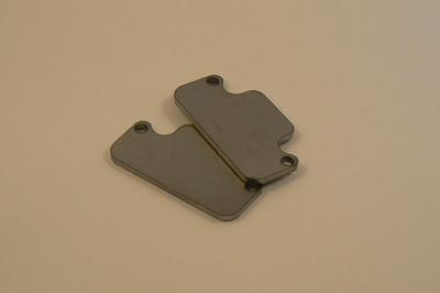 HT3/06/130 Bremsplatte (2mm)_Stahl  2 Stuks
