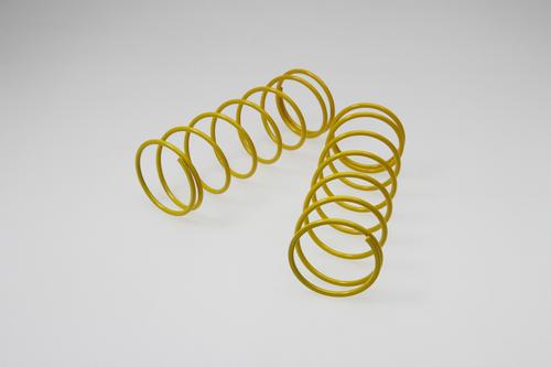 HT4/03/610 Shock absorber spring long yellow  2 Stuks