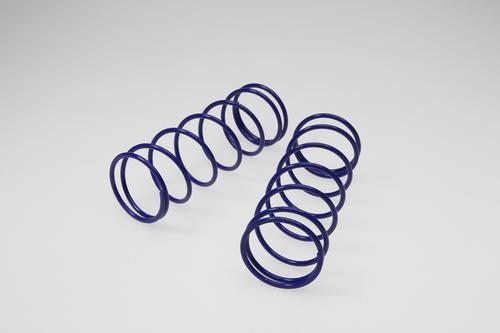 HT4/03/612 Shock absorber spring long blue  2 Stuks