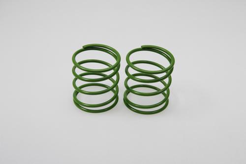 HT4/03/620 Shock absorber spring short green  2 Stuks