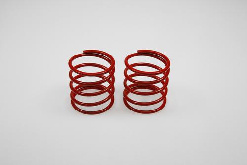 HT4/03/622 Shock absorber spring short red  2 Stuks