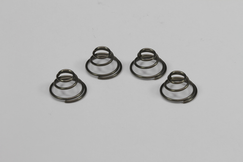 HT4/08/125 Compensating compression spring 4pcs. NEW  4 Stuks