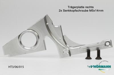 HT3/06/015 Enigine plate right side  1 Stuks