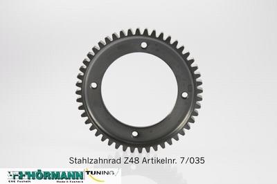 07/035 Diff gear Z48  1 Stuks