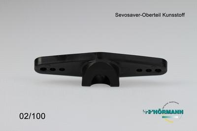02/100 Servosaver - bovendeel Kunststof  1 Stuks