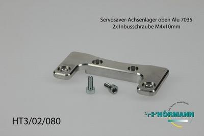 HT3/02/080 Servosaver top plate  1 Stuks