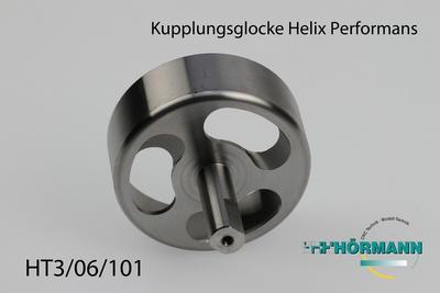 HT3/06/101 Clutch bell Helix   1 Stuks