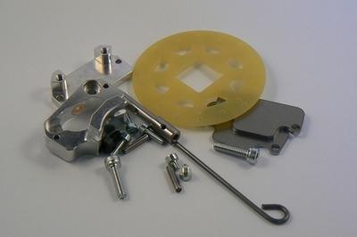 HT3/06/150 Mechanische centrale rem compleet  1 Stuks
