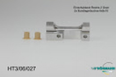 HT3/06/027 Draagarm houder 2 graden rechts  1 Stuks