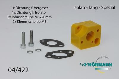 04/422 Hörmann Isolator lang Spezial  1 Set