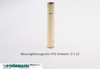 02/112 Messingführungsrohr HT 2 1 Stuks