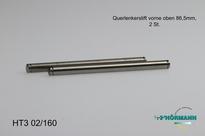 HT3/02/160 Draagarmpennen  L.=86,5mm boven 2 Stuks