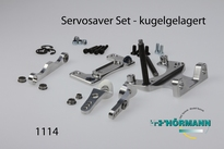 1114 Conversion set to ball bearing servo saver 1 Set