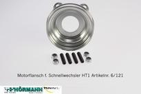06/121 Motorflansch f. Schnellwechsler HT1/ HT2  1 Stuks