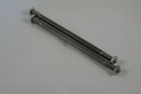 08/056 Spurstange Sechskant L=120mm 2 Stuks