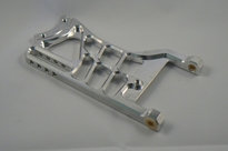 HT3/08/011 Rear arm HT3-V2 / V3 left 1 Stuks