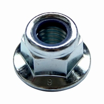 AQP B001 AQP B001 SELF-LOCKING FLANGE NUT  10 Stuks