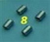 Stelschroeven t.b.v. Lauterbacher 4-Backen-Teflon koppeling 4 Stuks