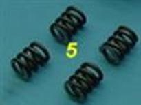 Veren t.b.v. Lauterbacher 4-Backen koppeling 4 Stuks