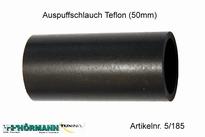 05/185 Teflonschlauch Verbindung Krümmer-Schalldämpfer 1 Stuks