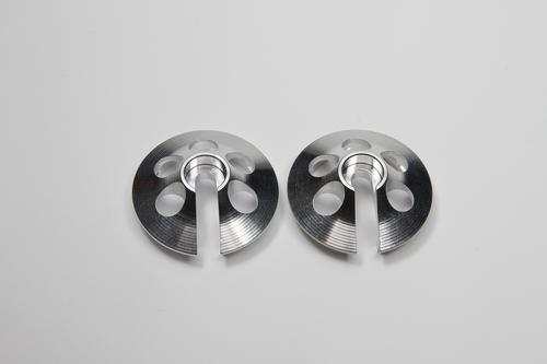 HT4/03/531 Veerschotels aluminium 2 Stuks