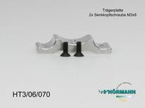 HT3/06/070 Conversie plaatje t.b.v. hydraulische centralerem 1 Stuks