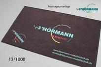 13/1000 Montageunterlage Hörmann 1 Stuks