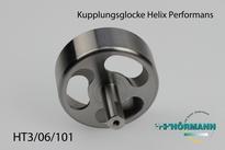 HT3/06/101 Kupplungsglocke Helix Performans 1 Stuks